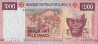 1.000 Francs 2005 Djibouti Pick 42 unc/kassenfrisch  10,00 EUR  zzgl. 3,95 EUR Versand