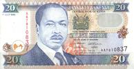 20 Schillings  Kenya Pick 32a unc/kassenfrisch  2,45 EUR  +  8,50 EUR shipping