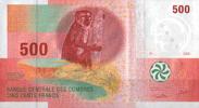 500 Francs 2006 Komoren Pick 15 unc  5,50 EUR  zzgl. 3,95 EUR Versand