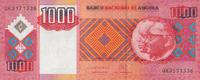 1.000 Kwanzas 2011 Angola Pick 150b unc  30,00 EUR  +  10,50 EUR shipping