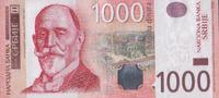 1.000 Dinara 2011 Serbien Pick 60a unc/kassenfrisch  22,00 EUR  zzgl. 4,50 EUR Versand