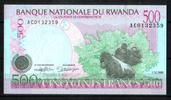500 Francs 01.12.1998 Rwanda Pick 26 unc/kassenfrisch  5,00 EUR  zzgl. 3,95 EUR Versand