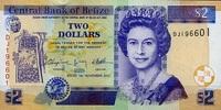 2 Dollars  Belize Pick 66d unc/kassenfrisch  3,00 EUR  zzgl. 3,95 EUR Versand