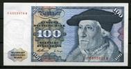 100 Mark 1960 Deutsche Bundesbank Ros.266b unc/kassenfrisch  200,00 EUR  zzgl. 4,50 EUR Versand