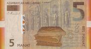 5 Manat 2005 Azerbaijan Pick 26 unc/kassenfrisch  12,00 EUR  zzgl. 3,95 EUR Versand