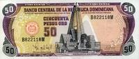 50 Pesos Oro 1997 Dominikanische Republik Pick 155 unc/kassenfrisch  14,00 EUR  +  8,50 EUR shipping