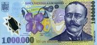 Rumänien 1.000.000 Lei Pick 116-2003