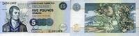 5 Pounds 21.7.1996 Clydesale Bank  PLC Pick 224b-Robert Burns- unc/kass... 26,00 EUR  zzgl. 4,50 EUR Versand
