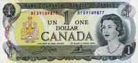 1 Dollar 1973 Canada Pick 85c unc/kassenfrisch  4,00 EUR  zzgl. 3,95 EUR Versand