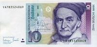 10 Mark 01.10.1993 Deutsche Bundesbank Ros.303b unc/kassenfrisch  12,00 EUR  zzgl. 3,95 EUR Versand