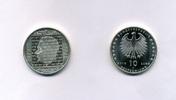 10 Euro 2010 Deutschland 10 Euro Silber Gedenkmünzen -KONRAD ZUSE- prf.  15,50 EUR  zzgl. 3,95 EUR Versand