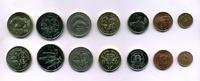 Set 7 1981-2001 ISLAND  Bankfrisch  5,95 EUR  zzgl. 3,95 EUR Versand