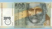 500 Korun 01.10.1993 Slovakia P.38 unc/kassenfrisch  49,00 EUR  zzgl. 4,50 EUR Versand