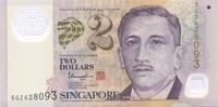 2 Dollars 2005-2013 Singapore  Polymer P.56g unc/kassenfrisch  4,00 EUR  zzgl. 3,95 EUR Versand