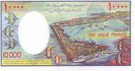 10.000 Francs (1984) Djibouti P.39b unc/kassenfrisch  120,00 EUR  zzgl. 4,50 EUR Versand