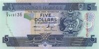 5 Dollars (2006) Solomon -Island P.26 unc/kassenfrisch  1,75 EUR  zzgl. 3,95 EUR Versand