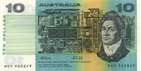 10 Dollars (1991) Australien P.45g unc/kassenfrisch  40,00 EUR  zzgl. 4,50 EUR Versand