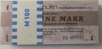 1 Mark 1979 Forum-Scheck - 100 Stck Original Bündel - unc/kassenfrisch  390,00 EUR  zzgl. 4,50 EUR Versand
