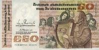 50 Pounds 05.11.1991 Irland P.74b/1991 unc/kassenfrisch  450,00 EUR  zzgl. 4,50 EUR Versand