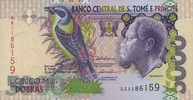 5.000 Dobras 22.10.1996 Sao Tome & Principe P.65a unc/kassenfrisch  2,50 EUR  zzgl. 3,95 EUR Versand