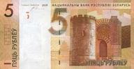 5 Rublei 2009(2015) Belarus-Weissrussland P.37 - New Design - 2015 - un... 6,00 EUR  zzgl. 3,95 EUR Versand