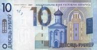 10 Rublei 2009(2015) Belarus-Weissrussland P.38 - New Design - 2015 - u... 12,00 EUR  zzgl. 3,95 EUR Versand
