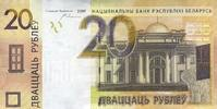 20 Rublei 2009(2015) Belarus-Weissrussland P.39 - New Design - 2015 - u... 22,00 EUR  zzgl. 4,50 EUR Versand