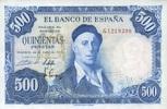 500 Pesetas 20.7.1954 Spanien P.149 unc/kassenfrsich  145,00 EUR  zzgl. 4,50 EUR Versand