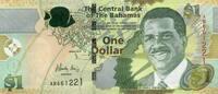 1 Dollar 2015 Bahamas - New Design - Serie 2015 - unc/kassenfrisch  2,85 EUR  +  8,50 EUR shipping