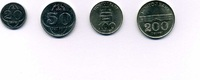 Set 4 1994 Mongolei  Bankfrisch  2,95 EUR  +  8,50 EUR shipping