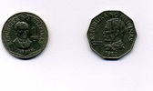 Set 2 1981-83 Philippinen  Umlauf-Münze  4,50 EUR  +  8,50 EUR shipping