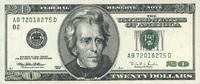 20 Dollars 1996 USA - New York - unc/kassenfrisch  38,00 EUR  +  10,50 EUR shipping