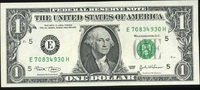 1 Dollar 2003 USA - Richmond - unc/kassenfrisch  2,00 EUR  +  8,50 EUR shipping