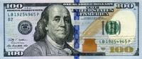 100 Dollars Serie 2009 USA - Boston - 2009/2016 - unc/kassenfrisch  140,00 EUR  +  16,00 EUR shipping
