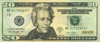 20 Dollars Serie 2013 USA - Atlanta - unc/kassenfrisch  38,00 EUR  +  10,50 EUR shipping