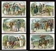 1904 Liebigbilder-Das Reisen vor 100 Jahren und jetzt Liebig 607 gut e... 11,00 EUR  +  8,50 EUR shipping