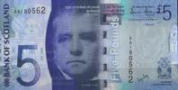 5 Pounds 2007 Bank of Scotland Pick 124 unc/kassenfrisch  15,00 EUR  zzgl. 3,95 EUR Versand