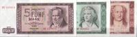 DDR-Banknotensatz 1964  unc/kassenfrisch  125,00 EUR  zzgl. 4,50 EUR Versand