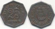 Deutsches Reich 25 Pfennig Buer, Menzel 2186
