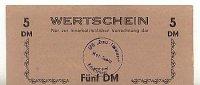 Deutschland 5 DM DDR LPG Geld