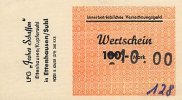Deutschland 100 Mark DDR LPG-Geld