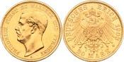 20 Mark 1903 Kaiserreich- Waldeck und Pyrm...