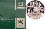 10 Dollars 1988 Australien Segelschiffe der First Fleet PP  39,00 EUR  zzgl. 6,90 EUR Versand