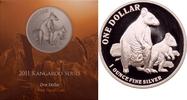 2011 2011 Australien Felskänguru PP  75,00 EUR  zzgl. 6,90 EUR Versand