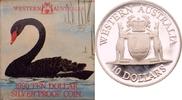 10 Dollars 1990 Australien Wappen von Western Australia PP  29,00 EUR  zzgl. 6,90 EUR Versand