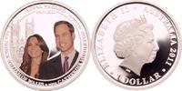 1 Dollar 2011 Australien Hochzeit von Prinz William und Catherine Middl... 99,00 EUR  zzgl. 6,90 EUR Versand