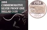 1 Dollar 1994 Australien 10 Jahre Australische Dollarmünzen (Rand unter... 49,00 EUR  zzgl. 6,90 EUR Versand