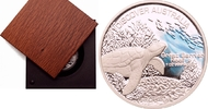 1 Dollar 2006 Australien Meeresschildkröte im Great Barrier Reef PP, Fa... 69,00 EUR  zzgl. 6,90 EUR Versand