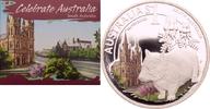 1 Dollar 2010 Australien Haarnasenwombat PP, Farbdruck  98,00 EUR  zzgl. 6,90 EUR Versand