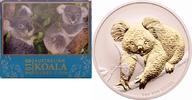 1 Dollar 2010 Australien Koala st, vergoldet  98,00 EUR  zzgl. 6,90 EUR Versand